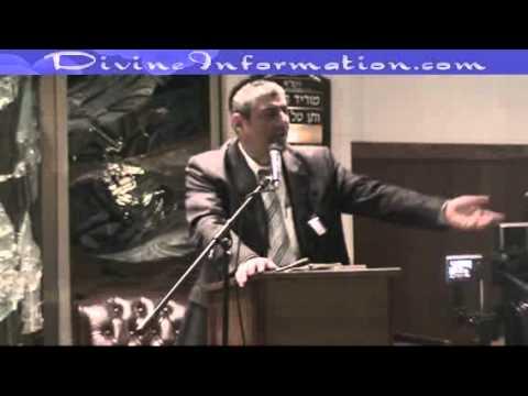 Rabbi Yosef Mizachi - The Secret Life Of The World In Aish Hatorah In Toronto
