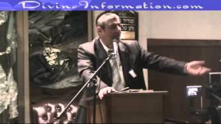 Rabbi Yosef Mizachi - The Secret Life Of The World In Aish Hatorah In Toronto