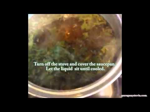 How To Make Liquid Stevia Sweetener | Using Pure Stevia Liquid Extract