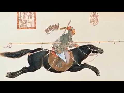 "Mongols & Kalmyks -- Kalmyk folk song ""Mool"""