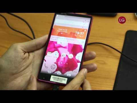 Huong dan Root recovery  LG G3 Isai LGL24