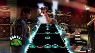 Guitar Hero: Van Halen Xbox 360 Gameplay - Panama