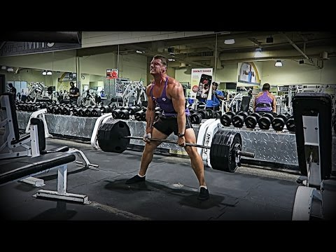 ILLEGAL DEADLIFTS AT 24 HOUR FITNESS!! Road to the British Champs - Ep. 15
