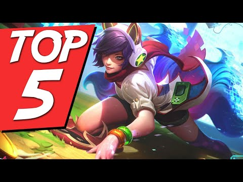 5 Best Upcoming League Of Legends Games On Android - IOS