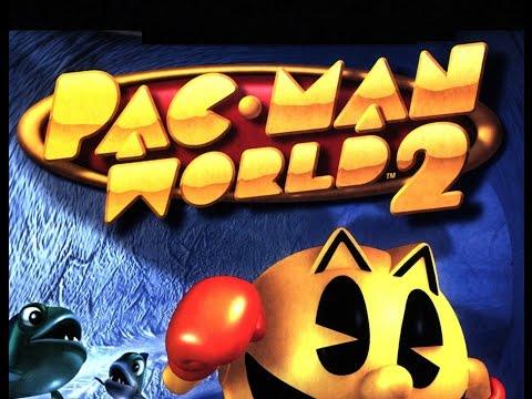 PacMan World 2 GCN Intro & Walkthrough Part 1 of 2
