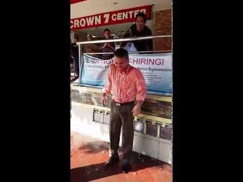 ALS Ice Bucket Challenge  JP BISSON