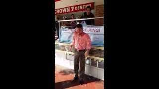 ALS Ice Bucket Challenge - JP BISSON
