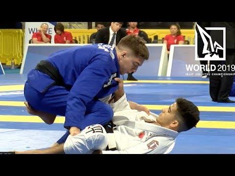 Matheus Gabriel VS Gianni Grippo / World Championship 2019