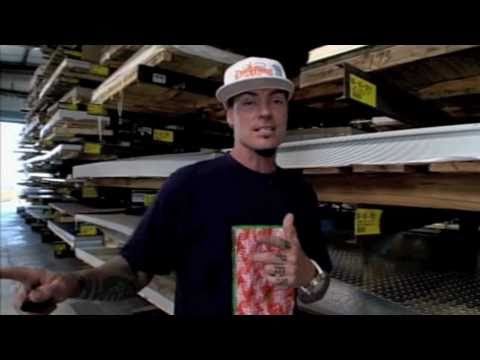 RaceDeck® Garage Flooring – on DIY's The Vanilla Ice Project