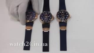 Обзор часов Ulysse Nardin почему разные цены ? AAA копия