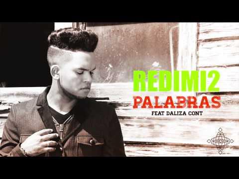Redimi2 - Palabras (Audio) Ft. Daliza Cont