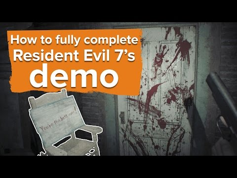 Here's How To Fully Complete The Resident Evil 7 Demo And Solve All Five Murders