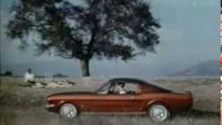 1965 Ford Mustang 2 Plus 2 Commercial
