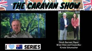 The Caravan Show. I love Australia series. Episode 7. South Burnett.