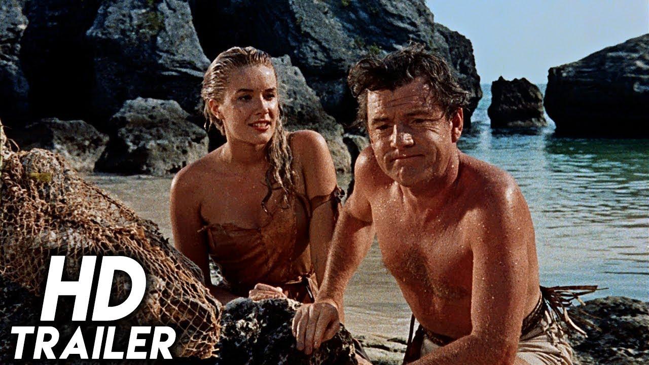 The Admirable Crichton (1957) ORIGINAL TRAILER [HD 1080p]