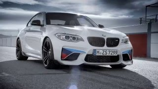 BMW M2 mit M Performance-Tuning