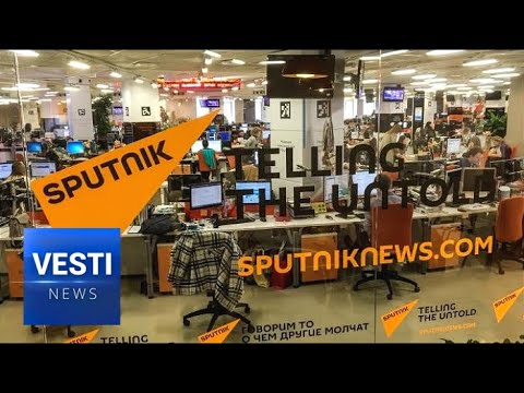 Airstrip One Media Names and Shames Sputnik News For Reporting on Anti-Russian Media Bias!