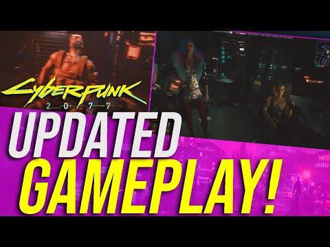 Дев'ять хвилин геймплею Cyberpunk 2077