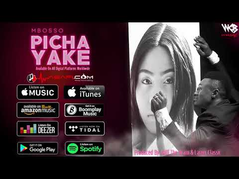 Mbosso - Picha Yake ( Official Audio )