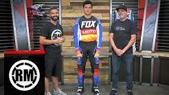 Fox Racing 2020 Motocross Gear Lineup