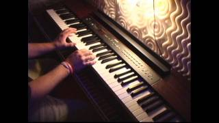 Phantom of the Opera - piano arrangement by Dan Weecks