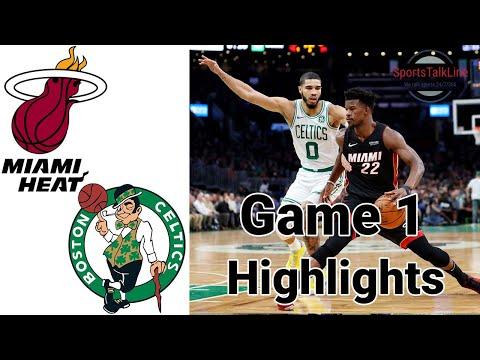 Heat vs Celtics HIGHLIGHTS Full Game + OT | NBA Playoff Game 1