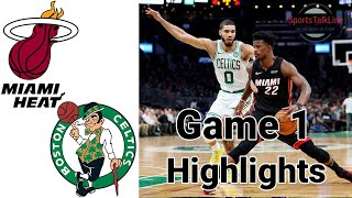 Heat vs Celtics HIGHLIGHTS Full Game + OT