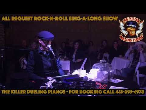 Dueling Pianos: The Killer Dueling Pianos at San Joaquin Winery w/Ryan Bueter & Donny Scott