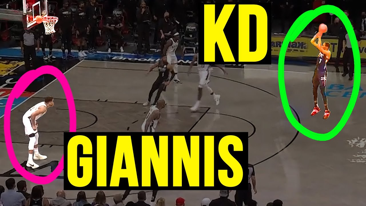 WHAT IS GIANNIS DOING HERE?!?! (Nobody Is Talking About This!!!)