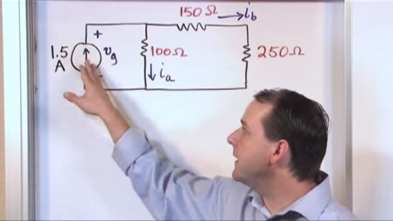 Lesson 10 Circuit Analysis Using Kirchhoffs Laws Part 4 Lessons In Electric Circuits Volume Ii Ac Chapter 3 Engineering