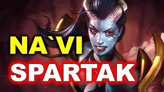 NAVI vs SPARTAK - CIS Quals DOMINATION - SL I-League 3 DOTA 2