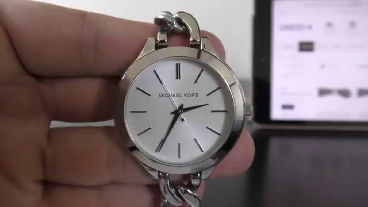 5a74d8b3478b Michael Kors Women s Watch MK3279 - YouTube