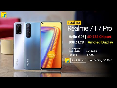 Realme 7 & Realme 7 Pro: 5G, Price, Launch In India | Everything You Need to Know | Realme 7 & 7 Pro