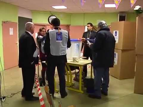 Election of Irak in France 28 04 2014 Report 1