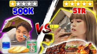 1-STAR CASTING vs. 5-STAR CASTING AT THE MOUNTAIN DA LAT | Sunny Truong