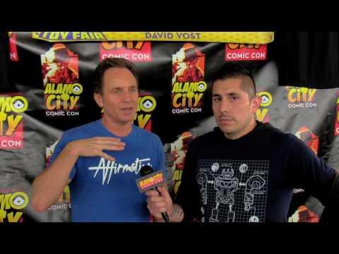 David Yost Interview