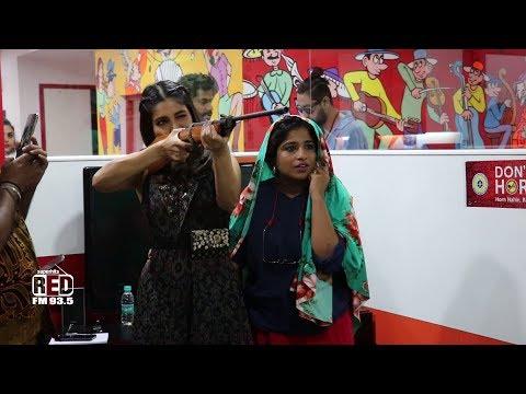 bhumi-pednekar-vs-malishka-in-rifle-shooting- -saand-ki-aankh- -red-fm