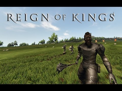 Let's Play Reign of Kings Gameplay Part 1