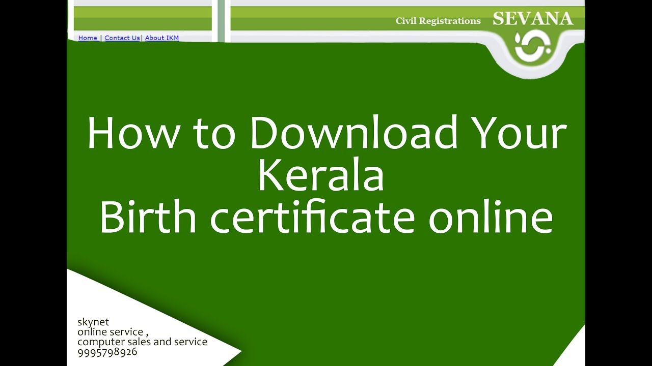 How to download kerala birth certificate kerala birth how to download kerala birth certificate kerala birth certificate search xflitez Choice Image