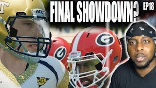The Final Showdown? Jerrell vs Alvin - HFBR NCAA FOOTBALL 14 RTG QB