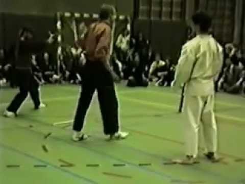 Pencak Silat VS Karate