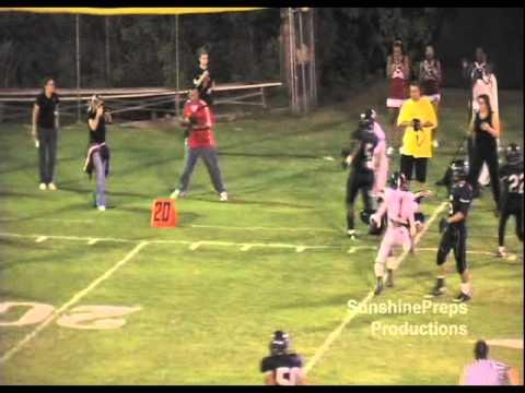 Zeb Stanley - Victory Christian Academy - Florida - 2011 - 2010 Season