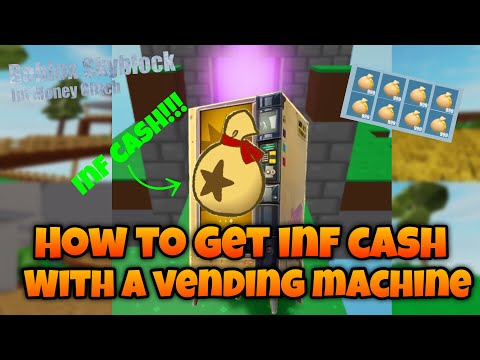 Inf Money Glitch Roblox Skyblock How To Get A Ton Of Cash With