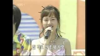 Repeat youtube video 짠짜라 장윤정 チャンチャラ チャンユンジョン日本語字幕