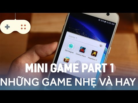 Vật Vờ| Top 5 game mini giải trí vui vẻ cho smartphone (Phần 1)