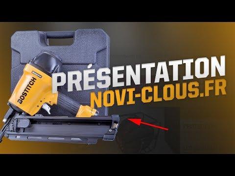 PRÉSENTATION DE  WWW.NOVI-CLOUS.FR !