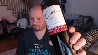 December is A Very Rioja Christmas on TheWineStalker.net! Cune Rioj...