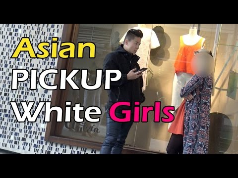 ASIAN Pickup Hot WHITE Girls | Dating Coach | Asian PUA Infield Footage | Janlifestyle