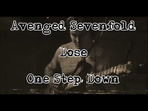 Avenged Sevenfold - Dose - One Step Down
