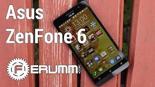ASUS Zenfone 6 подробный обзор. Все особенности ASUS Zenfone 6 плюсы и минусы от FERUMM.COM